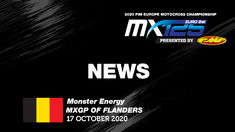 EMX 125 Presented by FMF Racing News Highlights - Round of Flanders 2020