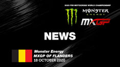NEWS Highlights - Monster Energy MXGP of FLANDERS 2020
