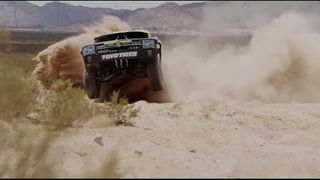 Off-Road Drivers Destroy the Desert in Vegas to Reno