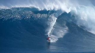 Massive session at Jaws