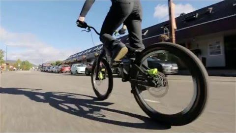 Muc-Off: Danny MacAskill plays around Aviemore